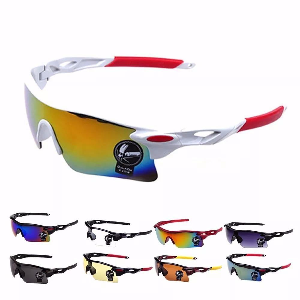 28b424cfc Óculos De Sol Para Esportes Radicais Óculos Esportivos - R$ 17,24 em ...