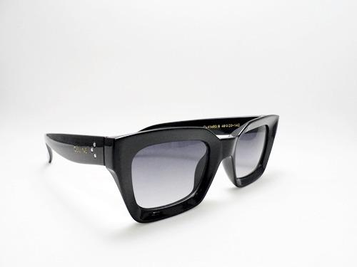 c1e795c5e4495 Oculos De Sol Para Rosto Redondo Feminino Grande Degrade - R  120