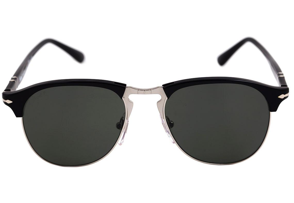 426b9dda37bdd Óculos De Sol Persol - 649 95 58 Polarizado -tamanho 54 - R  799,90 ...