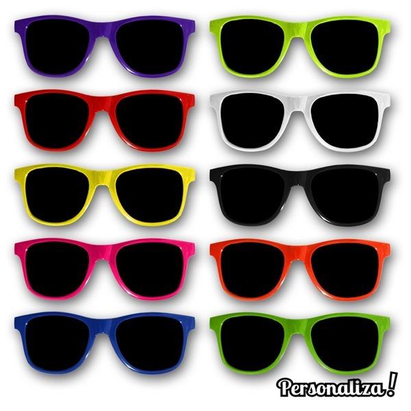 Óculos De Sol Personalizado Hastes - 100 Unidades - R  998,90 em ... 4cc281f1e2