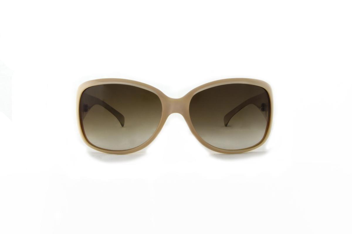 a5ce7d40e óculos de sol pierre cardin feminino nude claro lente marrom. Carregando  zoom.