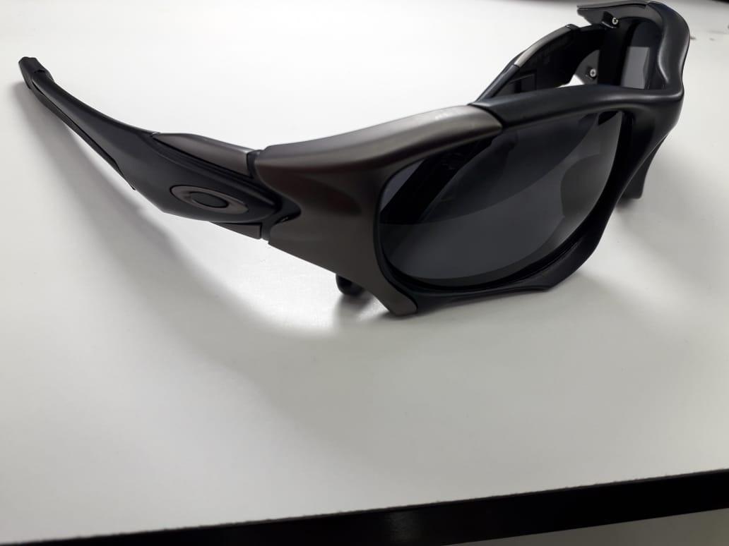 0e175dcf8 Óculos De Sol Pit Boss 2 Preto Polarizado - R$ 120,00 em Mercado Livre