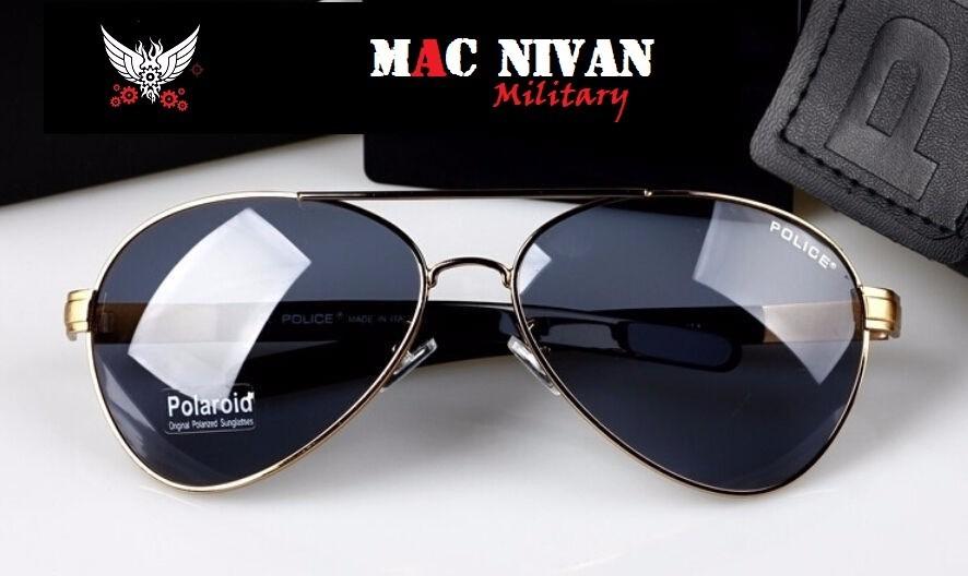 7230e95baba0e óculos de sol polarizado 100%uvauvb masculino aviador. Carregando zoom.