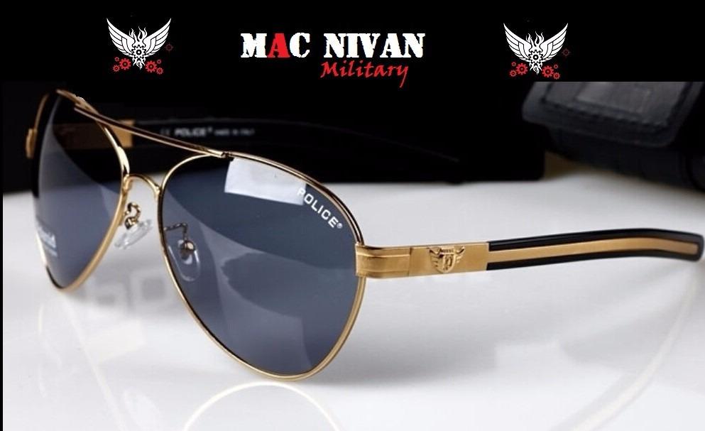 Óculos De Sol Polarizado 100%uvauvb Masculino Aviador - R  159,90 em ... cc124e6e28