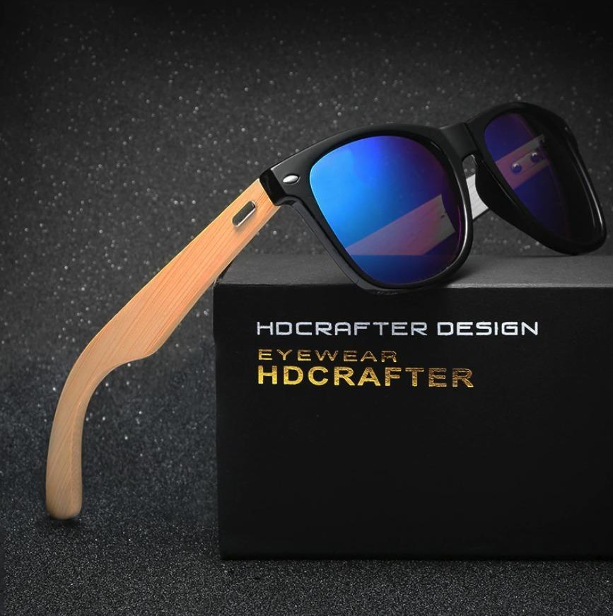 óculos de sol polarizado bambu azul importado frete grátis ! Carregando  zoom. 2948510df9