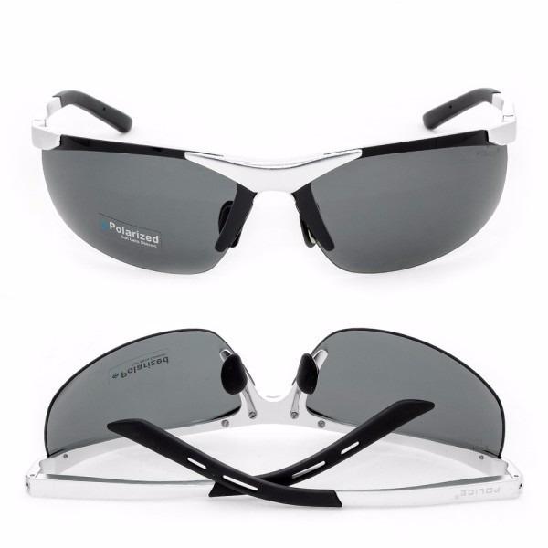 Óculos De Sol Polarizado Masculino 100% Uva E Uvb - R  149,90 em ... efbada01c4