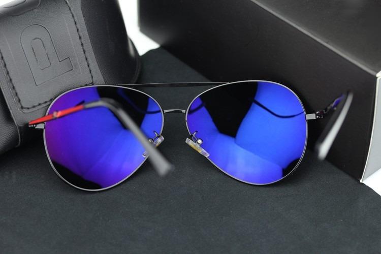 Óculos De Sol Polarizado Masculino Aviador Frete Grátis Top! - R ... 2f14f8fe8a