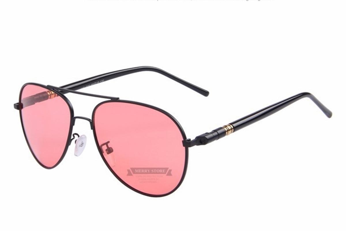 óculos de sol polarizado masculino merry s 209 rosa barato. Carregando zoom. fda33c7eca