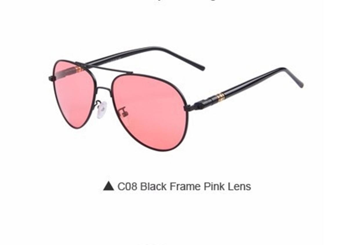 óculos de sol polarizado masculino merry s 209 rosa promoção. Carregando  zoom. 1fff96fc0d