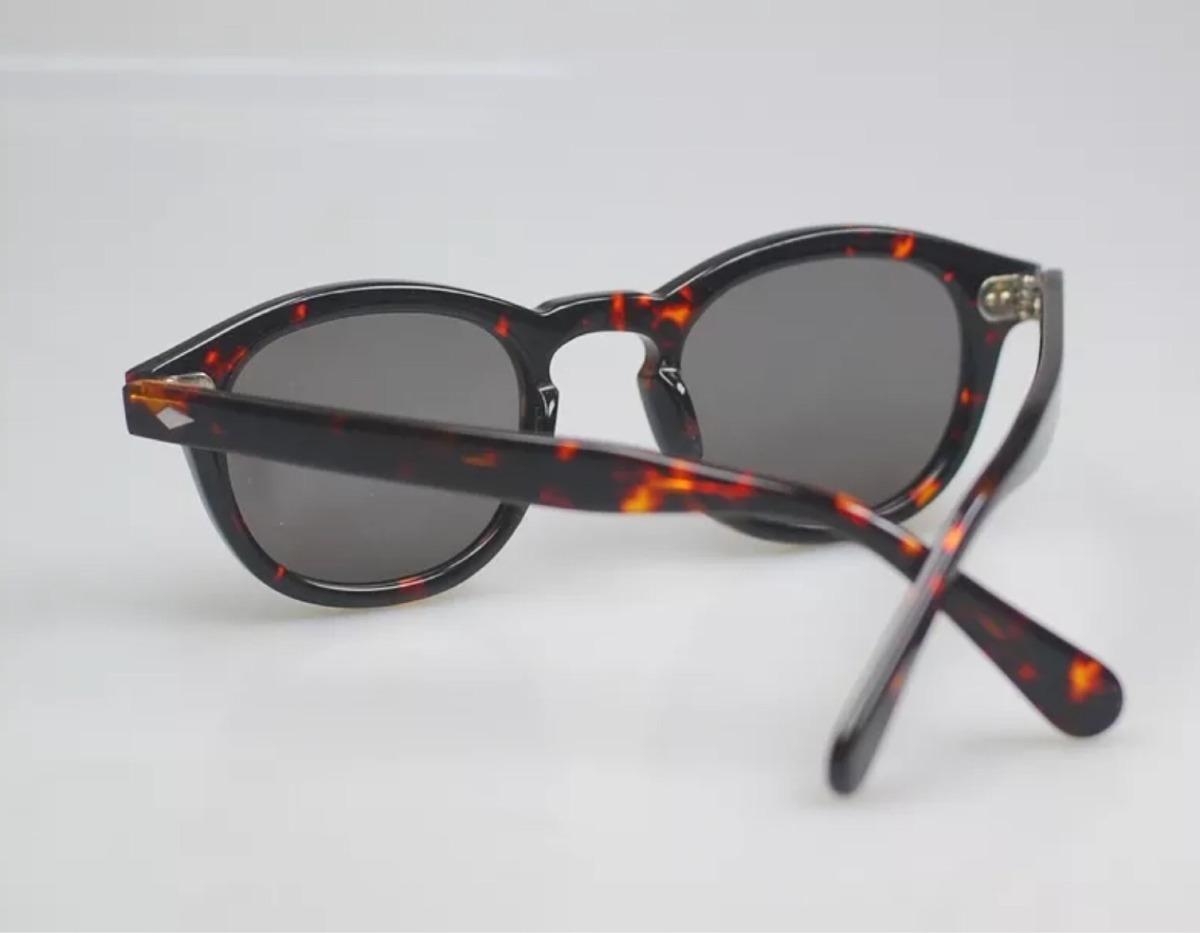 0d06a46417749 óculos de sol polarizado moscot johnny depp tortoise luxo. Carregando zoom.