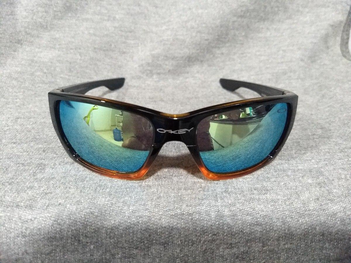 Óculos De Sol Polarizado Oakley - R  50,00 em Mercado Livre 09a16b22a1