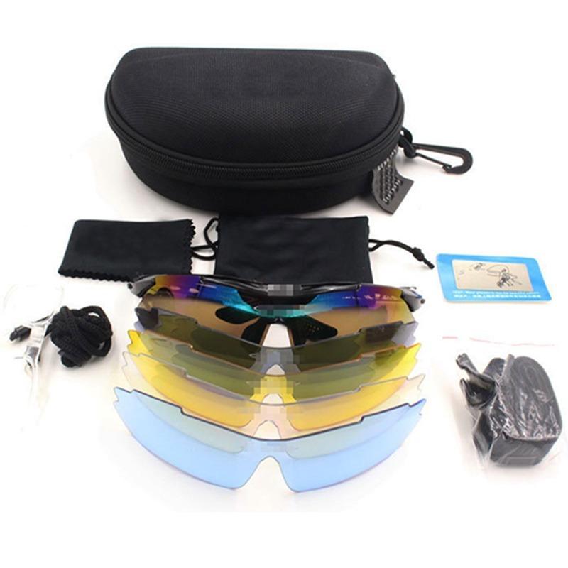 ed55779ef0f7f óculos de sol polarizado para caça pesca ciclismo. Carregando zoom.