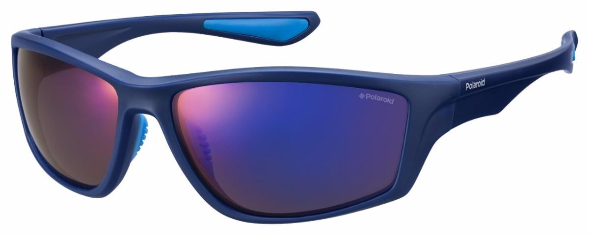 93ce118e20deb óculos de sol polarizado polaroid pld 7015 s zx9 5x. Carregando zoom.