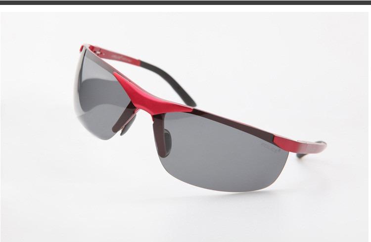 Óculos De Sol Polarizado Police 100% Uva E Uvb Vermelho - R  129,90 ... eb9fa1ffd0