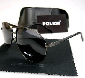 d518e2744 Oculos Police Lente Azul no Mercado Livre Brasil