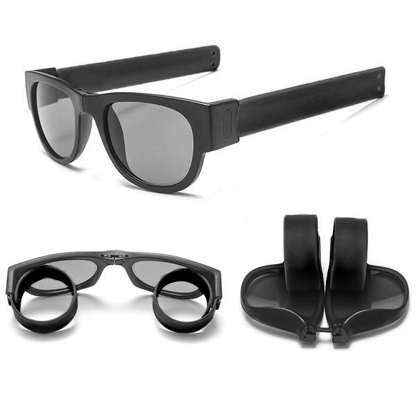 53b8e7e7b Óculos De Sol Polarizado Tomtop - Dobrável - Preto - R$ 89,90 em ...