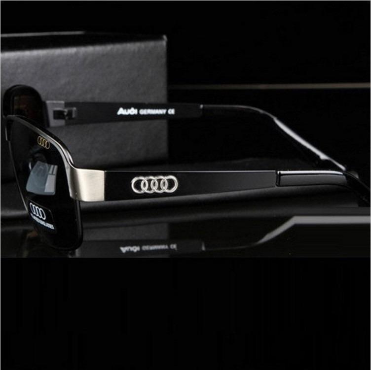 eabdb05065743 Óculos De Sol Polarizados Masculino Audi Com 100% Uva E Uvb - R  139 ...
