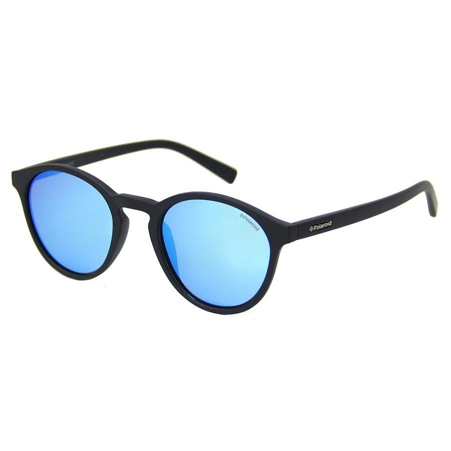 Óculos De Sol Polaroid 1013   6013 Redondo Polarizado - R  194,49 em ... e483c525de