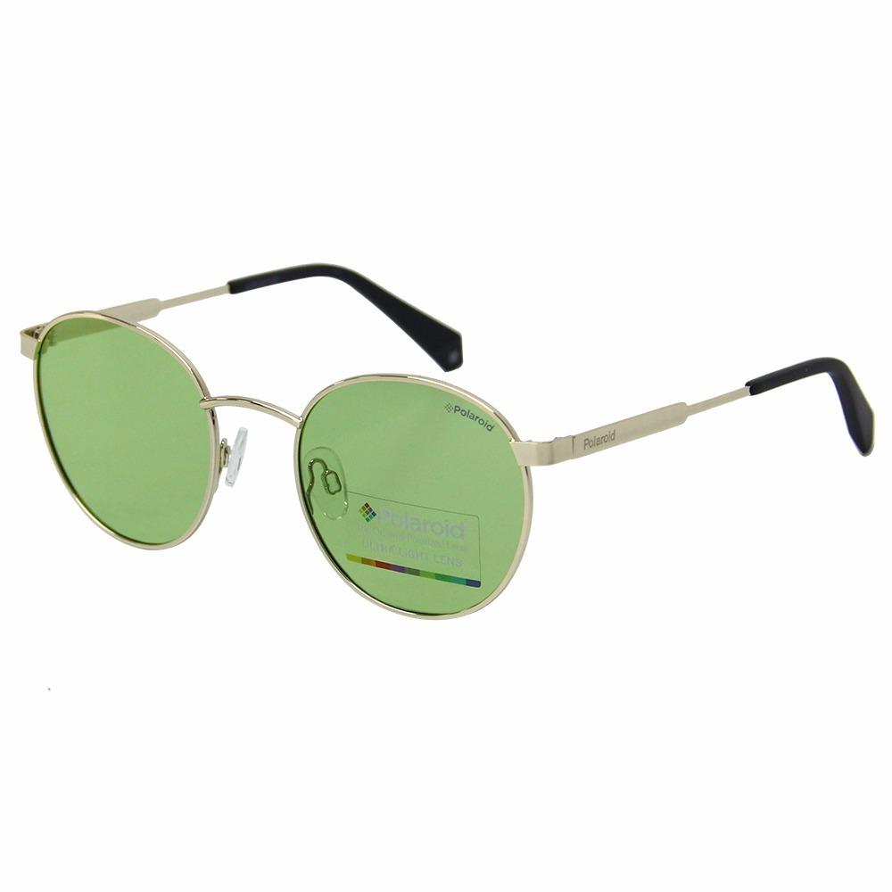 9dd686028892d Óculos De Sol Polaroid 2053 Polarizado Retrô Redondo - R  189