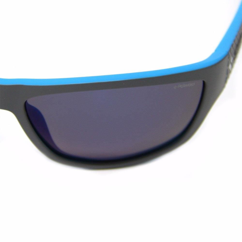 a50d778faaa8e óculos de sol polaroid 7007 polarizado + brinde limpa lentes. Carregando  zoom.