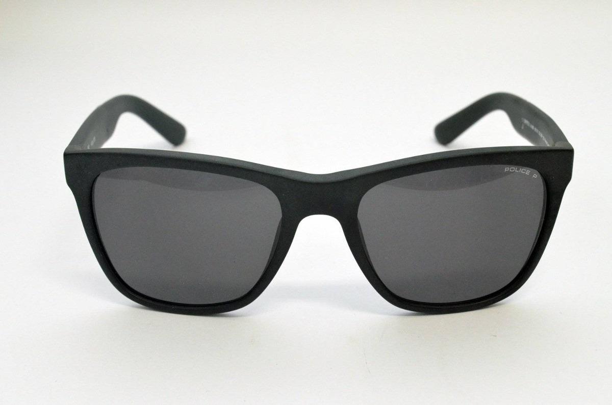 da0036f158195 óculos de sol police acetato preto s1859. Carregando zoom.