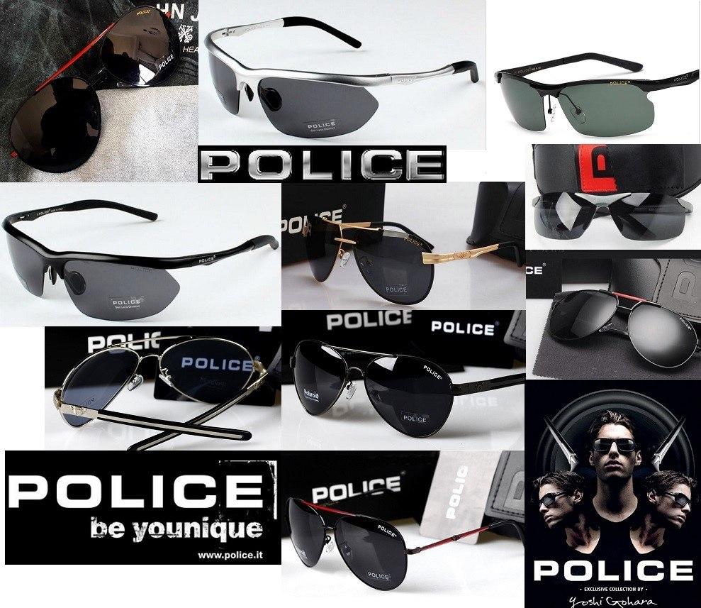 2bbb4053c3c58 óculos de sol police aviador polarizado piloto frete grátis! Carregando zoom .