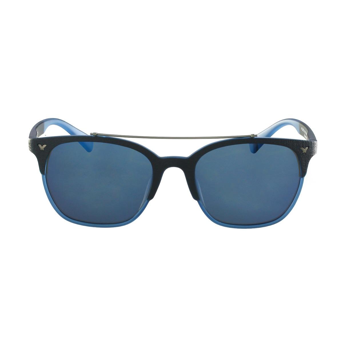 0bf05ad1d9069 Óculos De Sol Police Casual Azul - R  550,00 em Mercado Livre