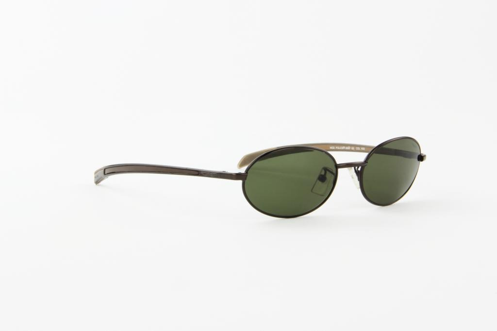 Óculos De Sol Police Em Metal Marrom Lente Preta - R  120,00 em ... d666794211