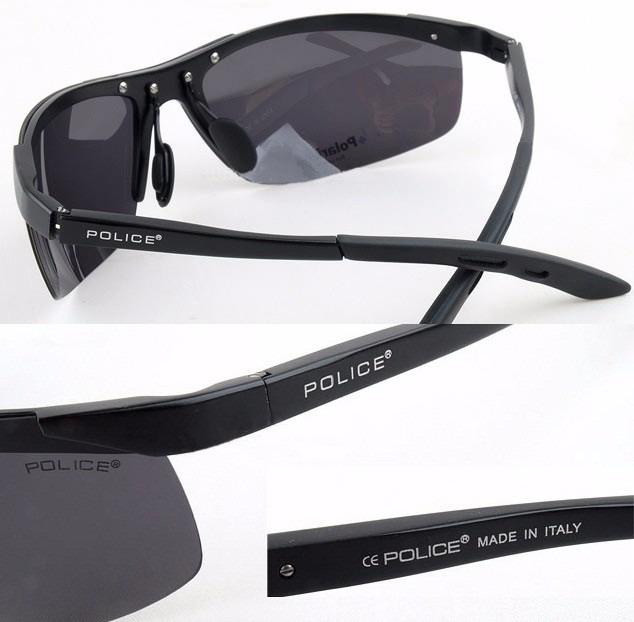 Óculos De Sol Police Polarizado Proteção Raios Ultravioleta - R  139 ... 69f23b46dd