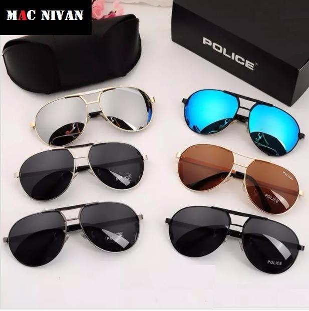 Óculos De Sol Police Polarizado Proteção Raios Ultravioleta - R  159 ... a6099d9a05