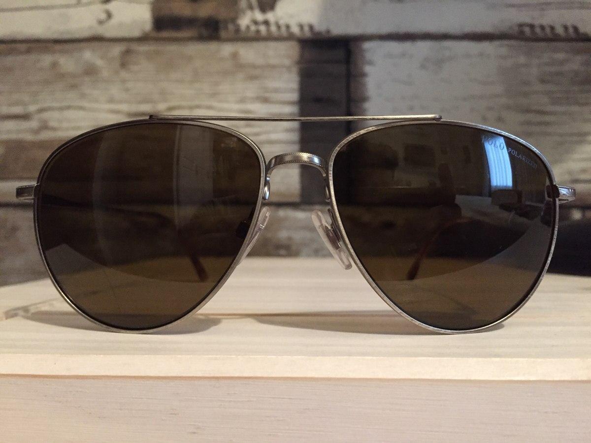 fd889c1c37466 Óculos De Sol Polo Ralph Lauren Ph 3094 Original Aviador - R  250,00 ...