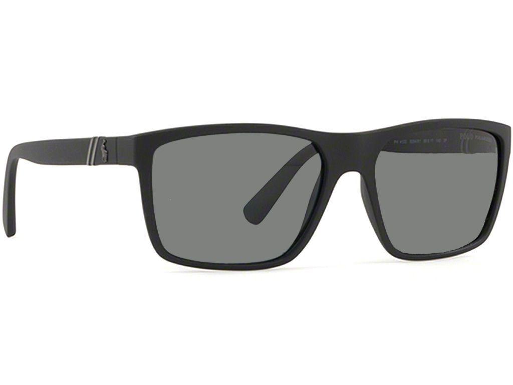 aab46e09f8b6d Óculos De Sol Polo Ralph Lauren Ph 4133 5284 81 - R  416,00 em ...