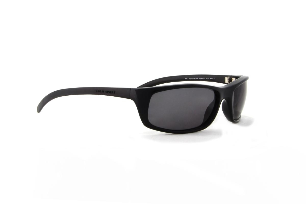 9a9287e3777fc Óculos De Sol Polo Sport Ralph Lauren Preto Lente Preta - R  150,00 ...