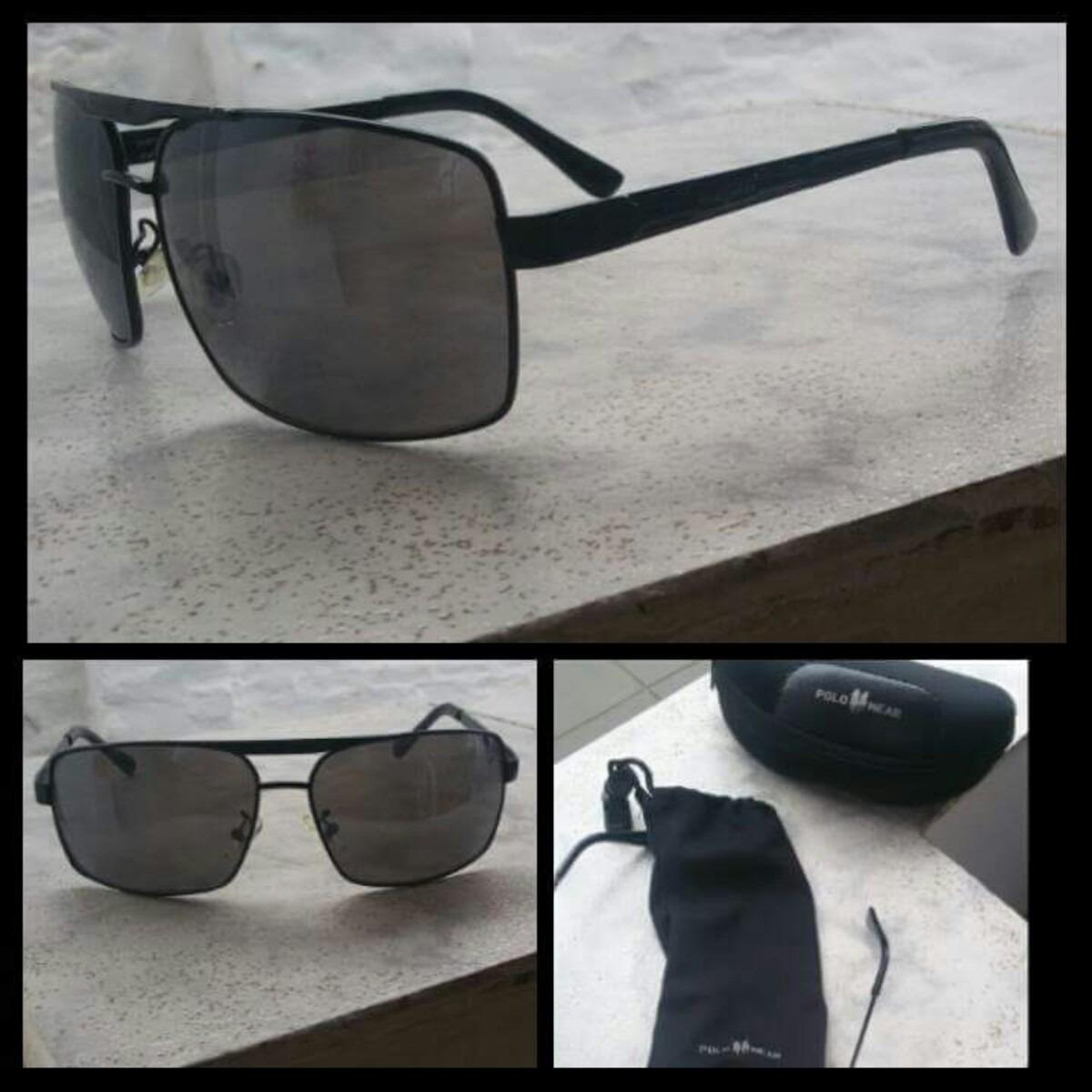 Ocúlos De Sol Polo Wear (aceito Trocas) - R  90,00 em Mercado Livre 8b969e7326