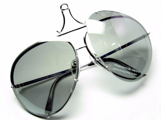 2d16f032a Oculos De Sol Porsche Design P8478 Masculino Lentes Extras - R ...