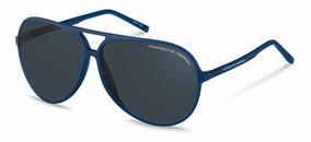 82547aff7 Porsche Design P1009 Óculos De Sol Titanium 1000% Original no Mercado Livre  Brasil