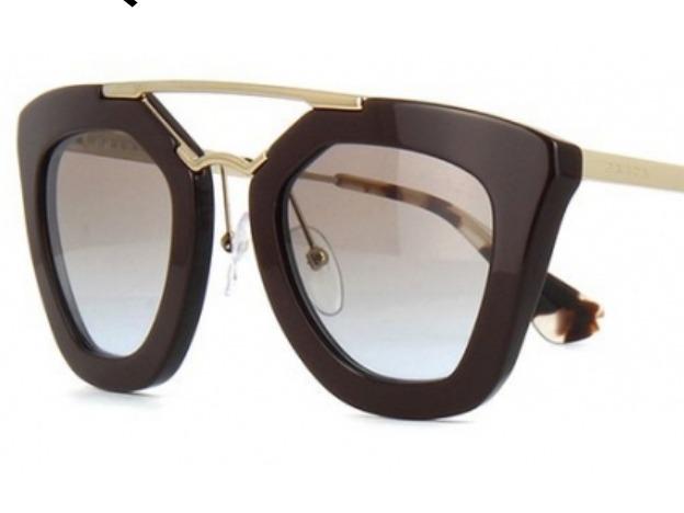 35bf4098b91b9 óculos de sol prada cinema sunglasses feminino preto dourado