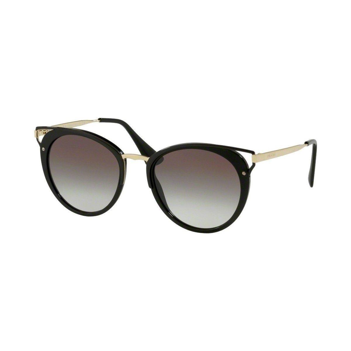 6958ce42d295e Óculos De Sol Prada Feminino Spr66t 1ab-0a7 - R  879,00 em Mercado Livre