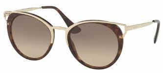 77e8f8015f806 Óculos De Sol Prada Havana Pr 0pr 66ts 54 2au3d0 Original - R  1.000 ...