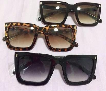 oculos de sol prada luxo original quadrado feminino oferta b775f70b59