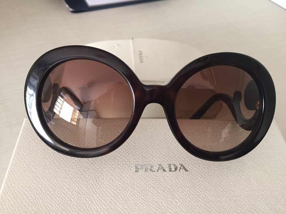 e5da21d09 Óculos De Sol Prada Original - R$ 750,00 em Mercado Livre