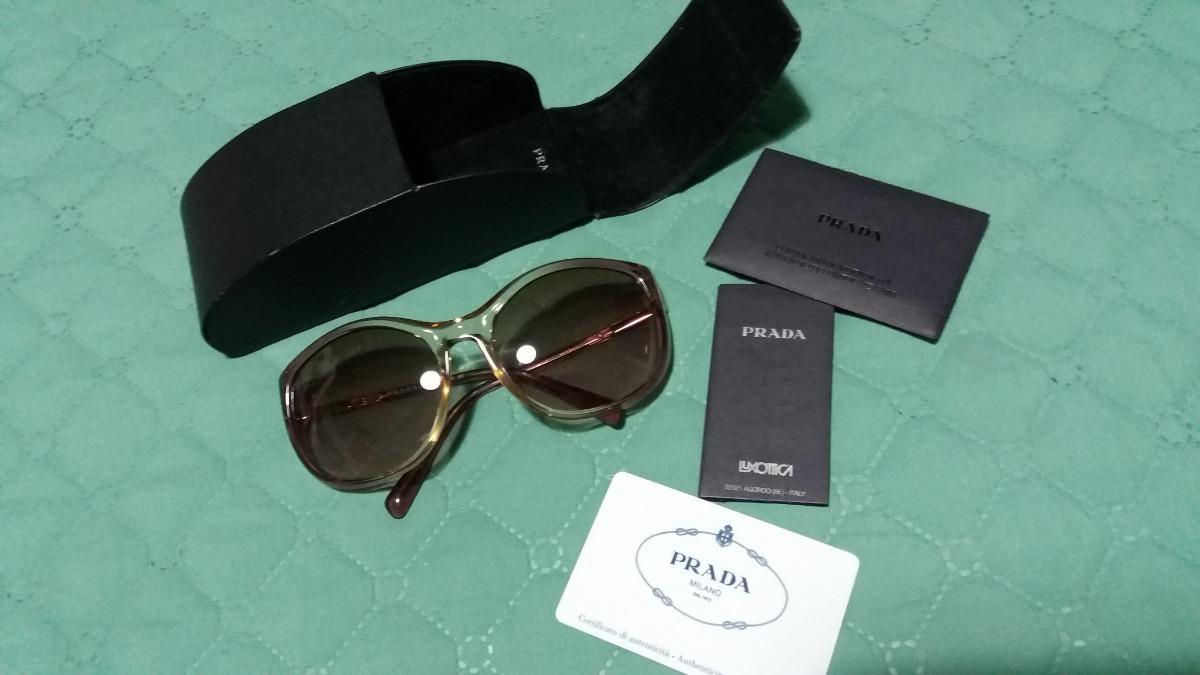 3e98c99ab Óculos De Sol Prada Original - R$ 320,00 em Mercado Livre