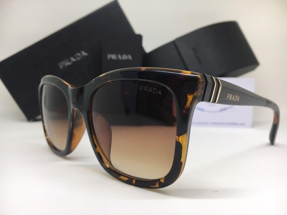 ... oculos de sol prada original feminino 2019 frete grátis. Carregando  zoom. 6e8b8d688d