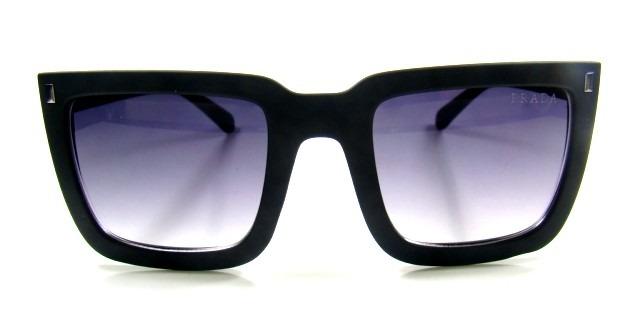 f4a75ea9a79cf Oculos De Sol Prada Original Mascara Quadrado Feminino Luxo - R  56 ...