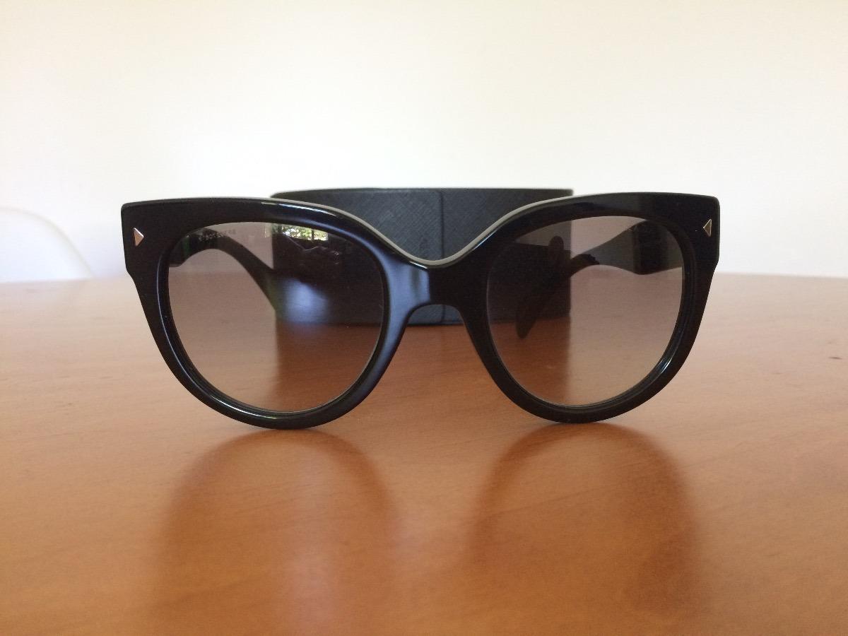 9b0e3fbfb4e07 Óculos De Sol Prada - Pr 17os Swing - R  590,00 em Mercado Livre