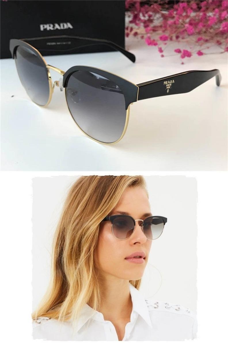 76352229f Óculos De Sol Prada Pr 61ts Cat Eye Acetato Luxo Dior Run - R  499 ...
