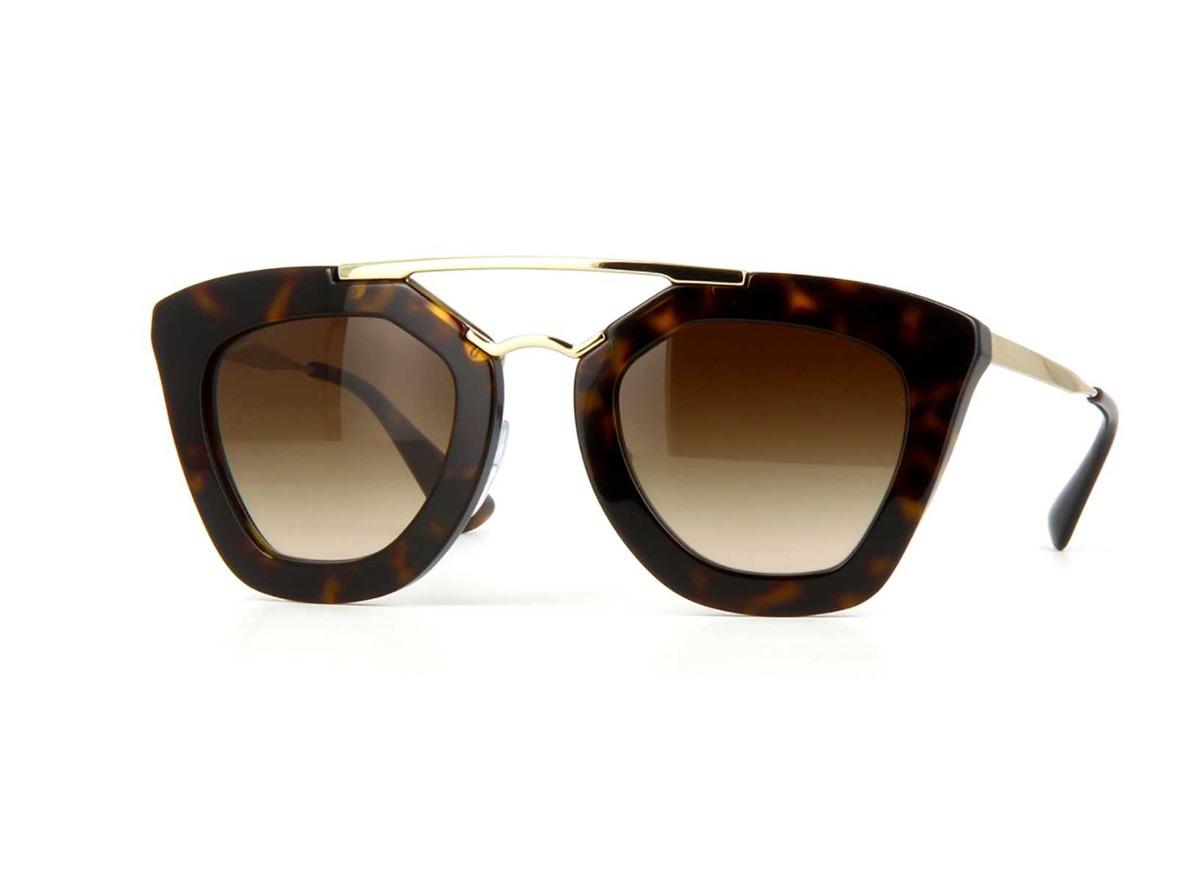 b9e9976900de6 Óculos De Sol Prada Pr09qs 2au6 s1 Cinema - R  1.220