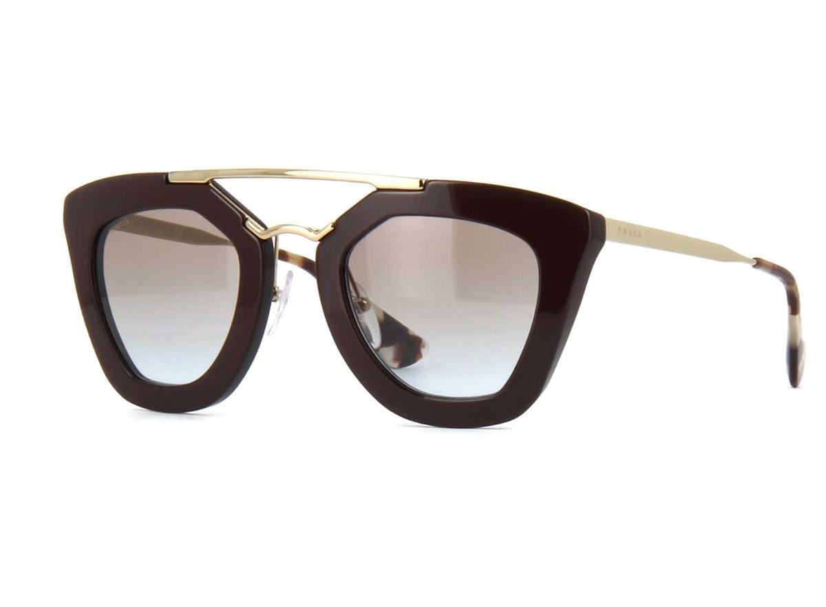 7320590b676cb óculos de sol prada pr09qs dh04 s2 cinema. Carregando zoom.