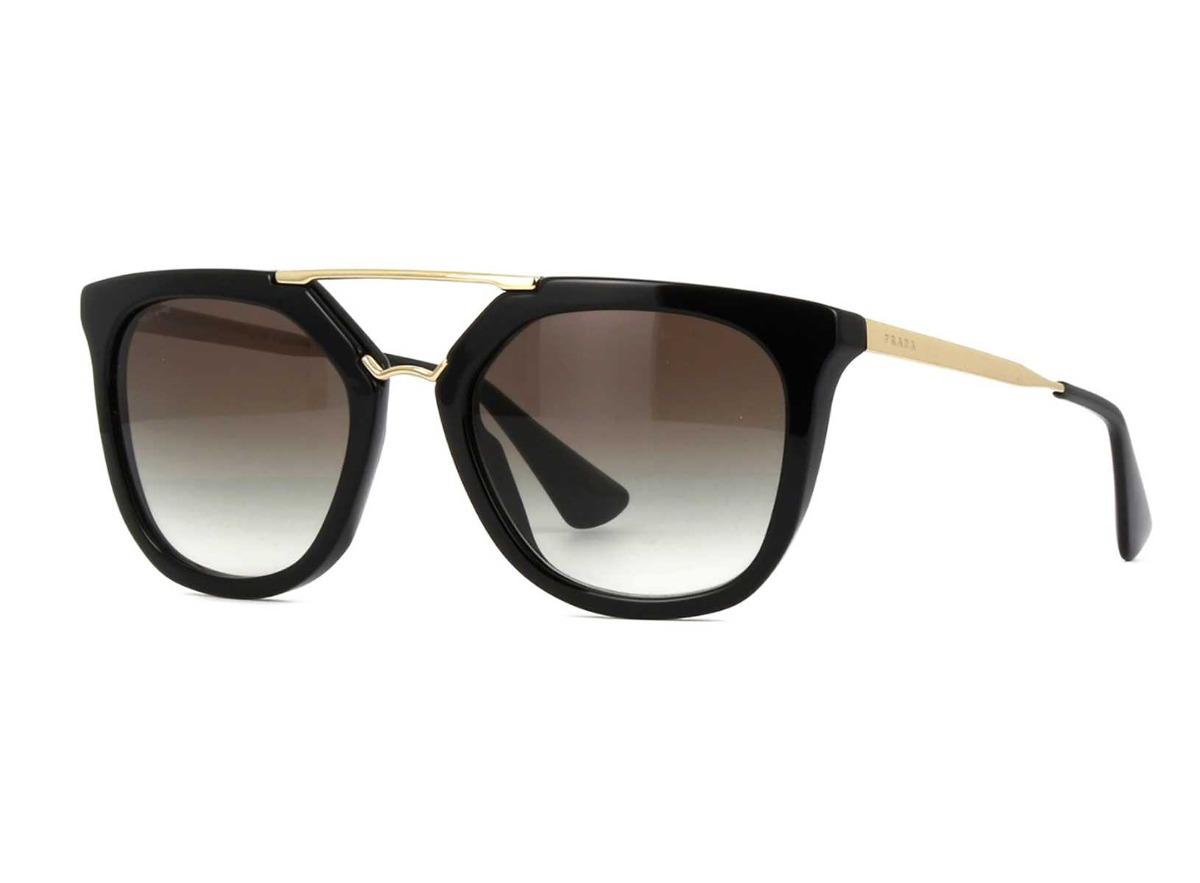 Óculos De Sol Prada Pr13qs 1abo a7 - R  1.040,00 em Mercado Livre 81b001c7e8