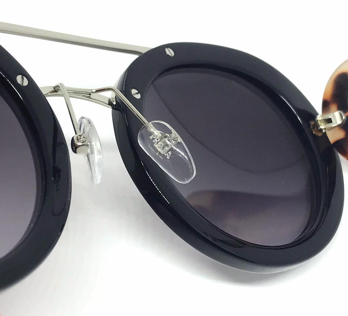 5751379433e58 óculos de sol prada pr13ss baroque preto. Carregando zoom.